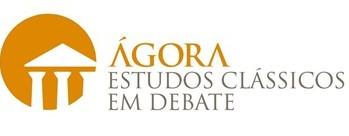 Logotipo da revista Ágora