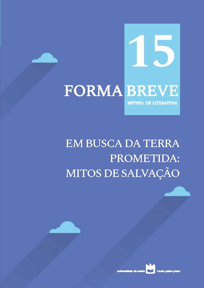 Capa da edição nº 15/2018 da revista Forma Breve.