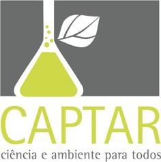Logótipo da revista Captar.