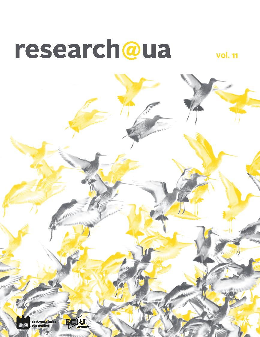 Capa do volume 11 da research@ua.